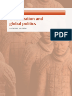 blobalization and globa politics