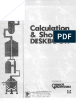Chemical Engineering - Calculation &Amp; Shortcut Deskbook