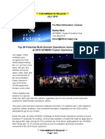 media release 2019 afwerx vegas fusion xperience results
