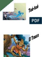 personajes de leyendas
