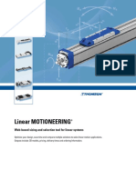 Linear Motioneering Bren
