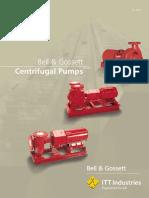 2001- B&G Centrifugal Pumps