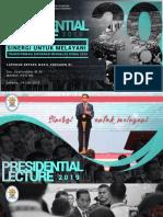 Presidential Lecture Menpanrb