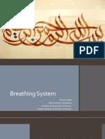 Breathing. System