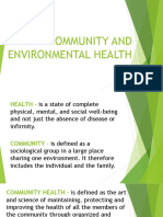 COMMUNITY AND ENVIRONMENTAL HEALTH.pptx