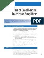 11 - Small-signal Transistor Amplifiers.pdf