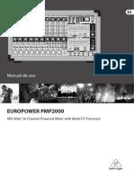 EUROPOWER PMP2000
