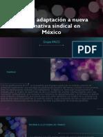 Plan de adaptación a nueva normativa sindical en México.pdf
