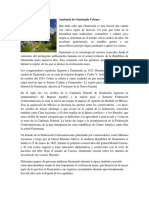 Anatomía de Guatemala Urbana