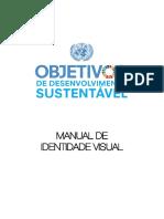 Manual de Identidade Visual - ODS (PNUD)