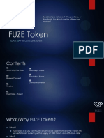 FUZE Token Roadmap v 1
