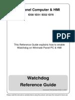 Watchdog Guide ID