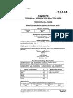 P32532 NiCrBSi-HVOF