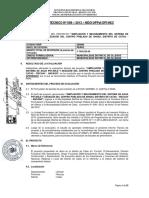 Informe Técnico Nº 098