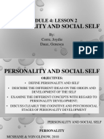 m4l2_personality and Social Self