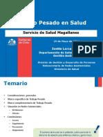 Trabajo Pesado Magallanes-ILorca