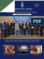 Xxxv La Gaceta Mayo Julio 2019 Casino de Agricultura Valencia