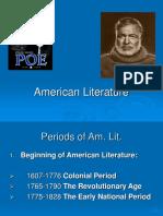 American Lit Lsat Lecture