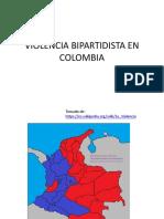Violencia Bipartidista en Colombia