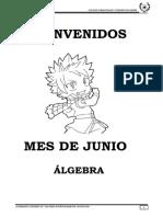 Libros i.c.m Pag Álgebra 3ro Ok