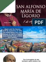 SAN ALONSO MARÍA DE LIGORIO