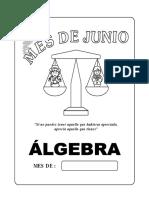 Algebra 5º Primaria