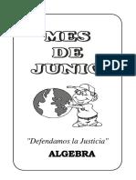 algebra 6° primaria