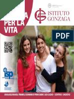 Brochure Gonzaga Isp 2017 18