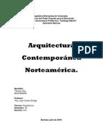Arquitectura Contemporanea en Norteamerica y Europa