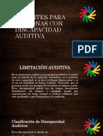 Deportes Para Personas Con Discapacidad Auditiva