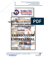 Work-tmc s.r.l. 2015