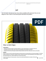 Tire Inspection Tool