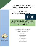 Trabajos Manuales Indumaster 7mo A