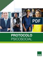 Folleto Polidiptico Protocolo Psicosocial (Jefaturas) Todos Los Rubros