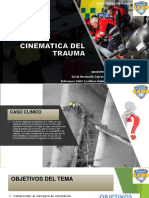 Presentacion de Cinematica Del Trauma