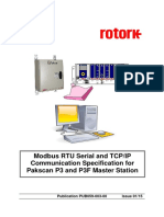 Modbus RTU Serial