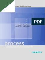 Operating Instructions Maintenance Manual_Maxum Ed. II_06.2008
