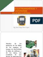 Fenómenos Electromagnéticos de Distorsión en La Red Eléctrica