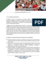 Plan de Gobierno Roberto Pilonieta