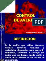 Control de Averías