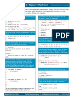 Data Sheet Python