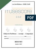 Resumo Musescore 2.3.2