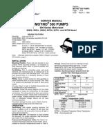 Moyno 500m 300 Series 356 367 Models Service Manual