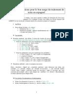 códigos para escribir con treclado francés