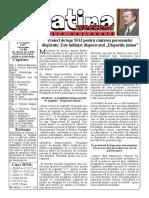 Datina - Weekend - 03.08.2019 -  Ediție Națională - prima pagină