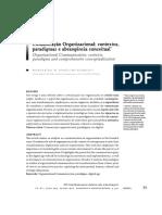 Comunicação Empresarial Contextos, Paradigmas