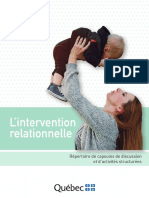 Intervention Relationnelle