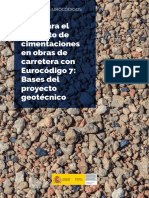 Guia Para El Proyecto de Cimentaciones en Obras de Carretera Con Eurocodigo 7_bases Del Proyecto Geotecnico