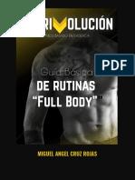 Guía Para Las Rutinas FULL BODY