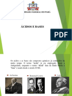 Aula Acidos e Bases - Willison